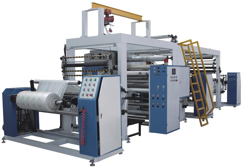 Front Waist Patch Coating Machine